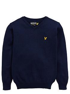 lyle-scott-boys-knitted-jumper