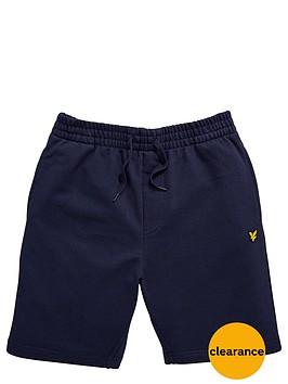 lyle-scott-sweat-shorts
