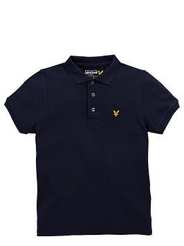 lyle-scott-boys-classic-polo-shirt