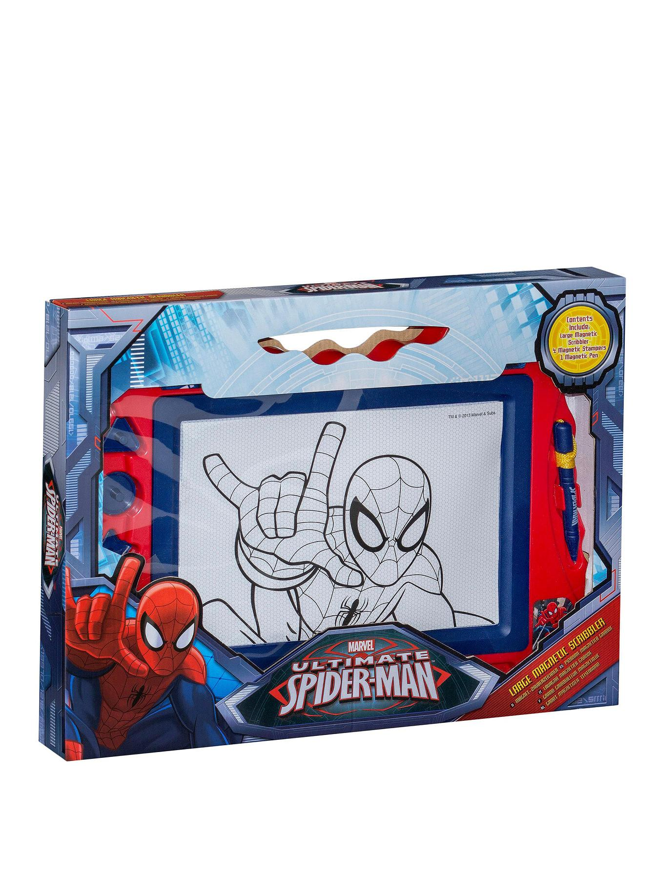 Spiderman Large Magic Scribbler at Very, from Littlewoods