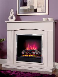be-modern-linmere-electric-fireplace-suite