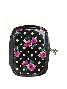 black-polka-dot-camera-case
