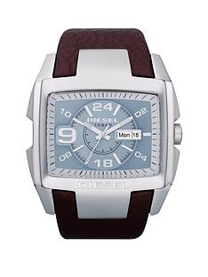 diesel-bugout-brown-leather-strap-gents-watch