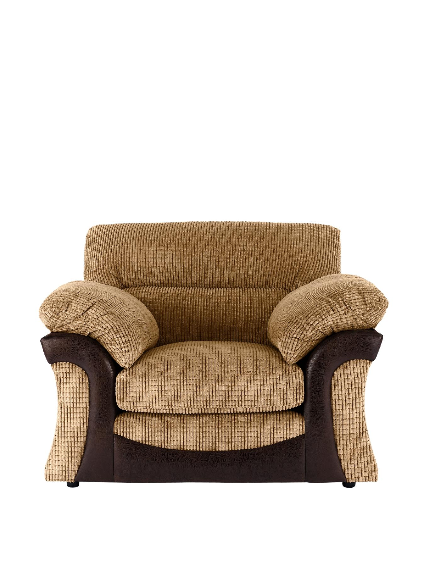 Rapide Chair - Chocolate, Chocolate,Charcoal at Very, from Littlewoods