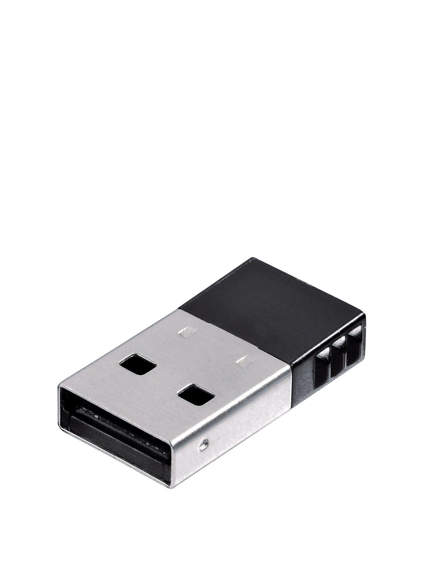 HAMA Class 1 Nano Bluetooth USB Adaptor, 3.0+EDR
