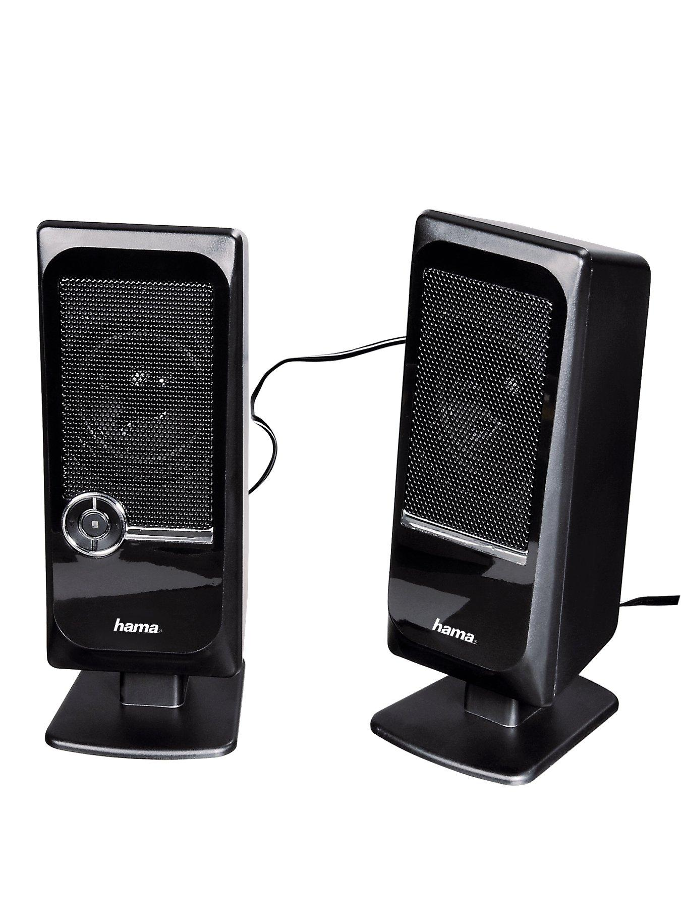 HAMA Hama Sonic Mobil 140 Portable PC Speaker