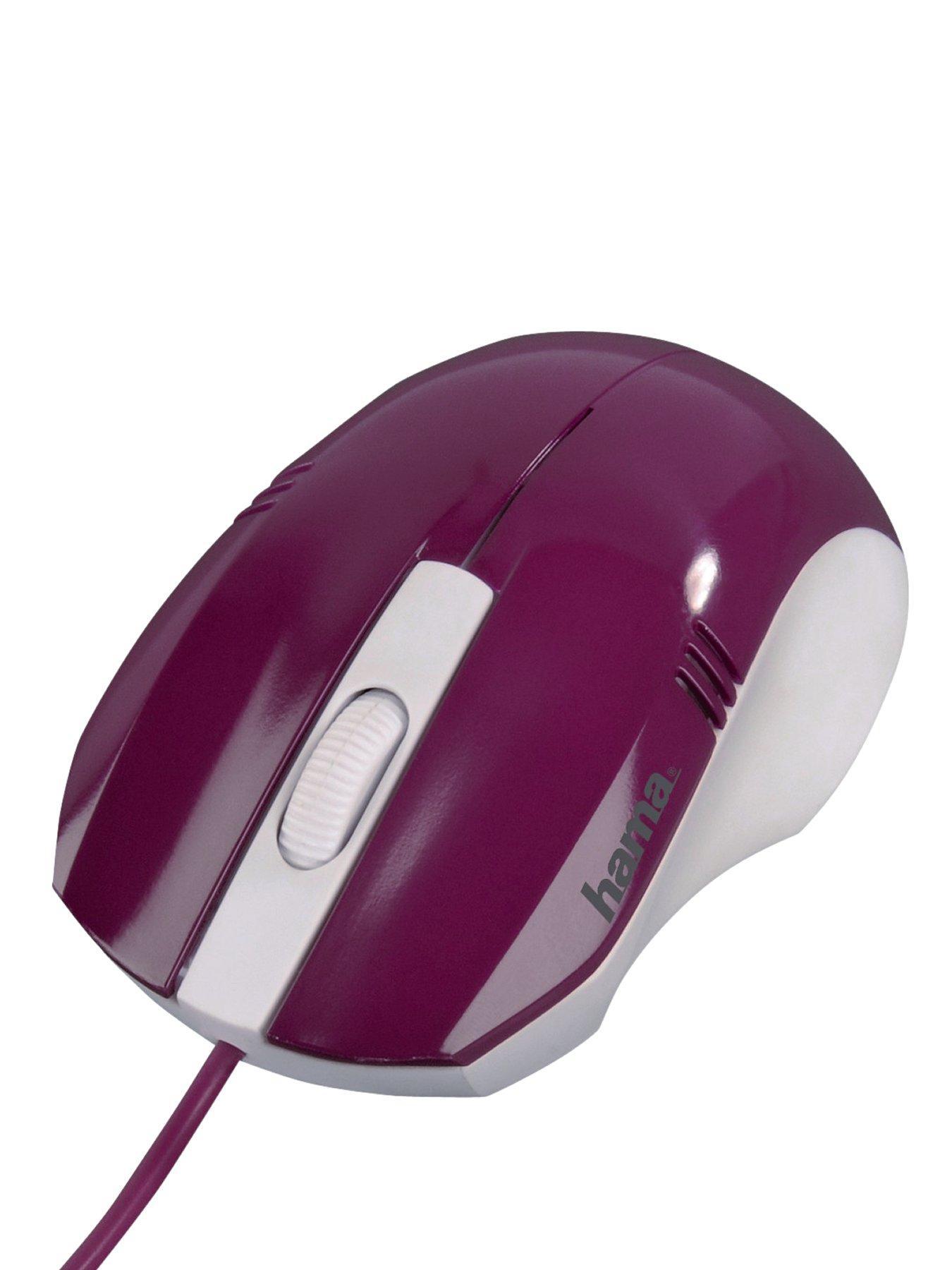 HAMA Dispersion Mouse - Purple