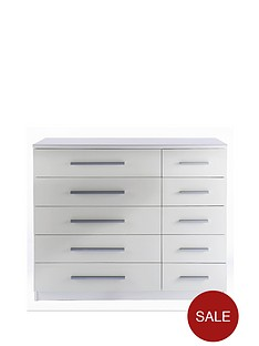 prague-high-gloss-5-5-wide-chest-of-drawers