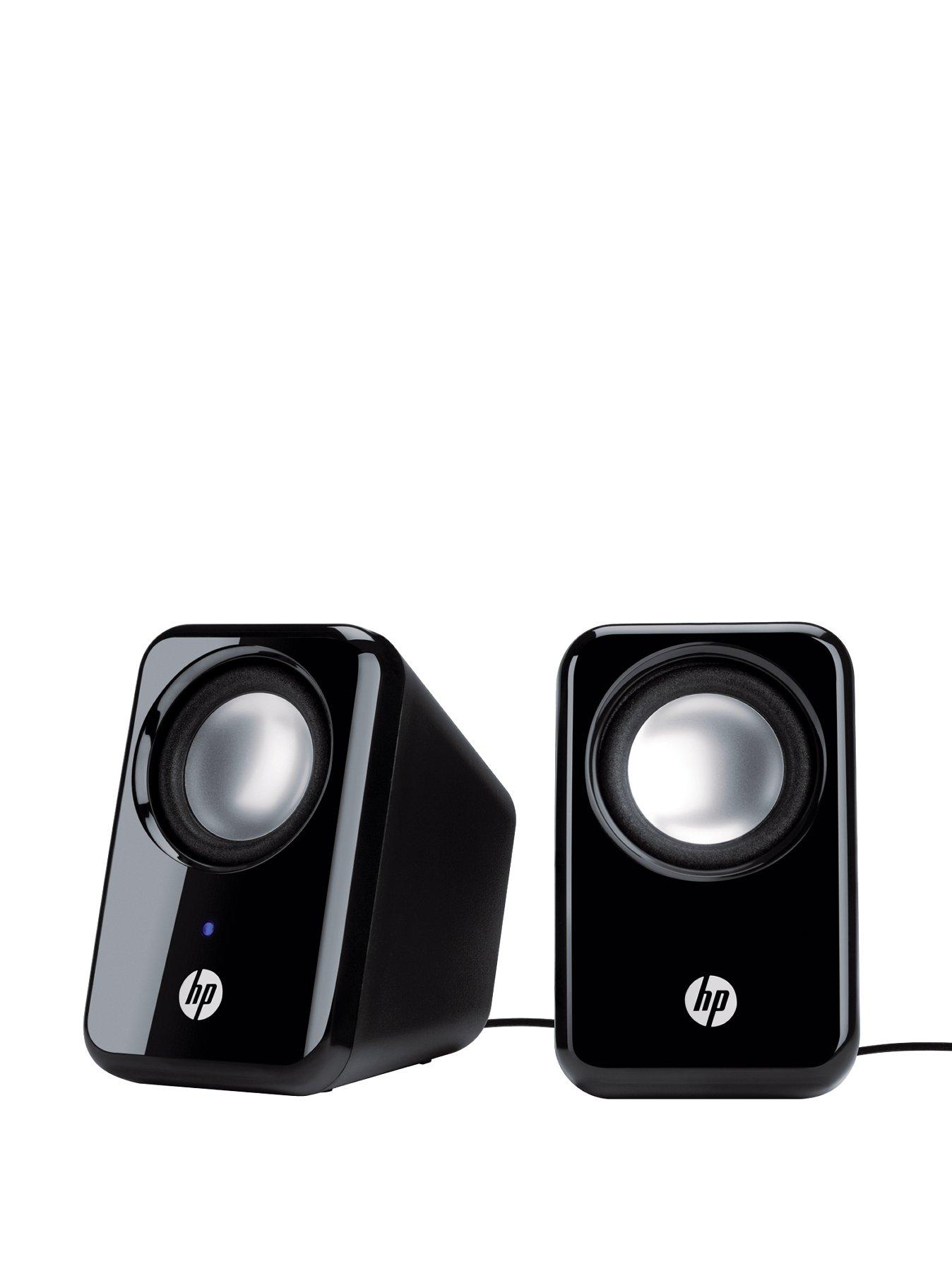HP Multimedia Speakers 2.0 - Black