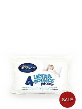 silentnight-ultrabounce-pillows-4-pack