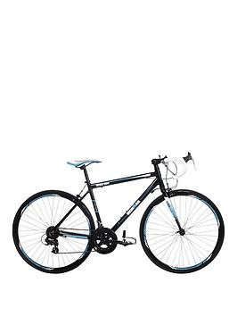 Image of Ironman Wiki-100 Ladies Road Bike 17.5 inch Frame, Black, Women