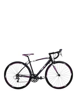 Image of Ironman Wiki-500 Ladies Road Bike 17.5 inch Frame, Black, Women