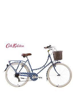 cath-kidston-blue-spot-ladies-heritage-bike-17-inch-frame