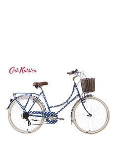 cath-kidston-blue-spot-ladies-heritage-bike-19-inch-frame