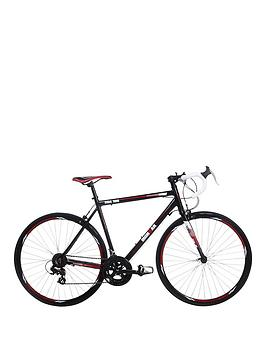 Image of Ironman Koa-100 Mens Road Bike 22 inch Frame, Black, Men
