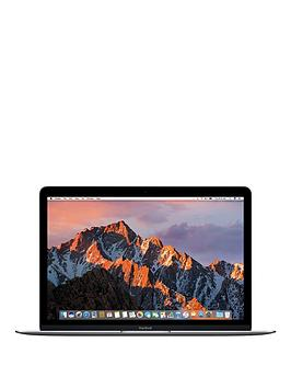 apple-macbook-12-intelreg-coretrade-m3-8gb-ram-256gb-flash-storage-with-optional-ms-office-365-home-space-grey