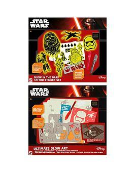star-wars-glow-tattoo-sticker-kit-amp-ultimate-art-duo-pack