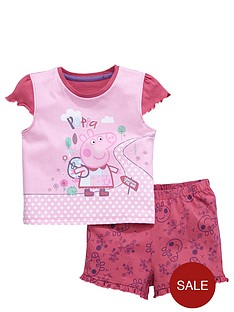 peppa-pig-girls-short-pyjamas