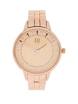 river-island-river-island-rose-gold-double-diamonte-skinny-strap-ladies-watch