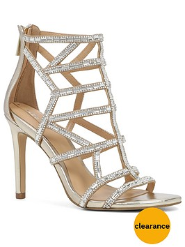 aldo-nortanbspcaged-metallic-sandal