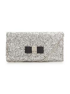 carvela-glitter-clutch-bag-silver