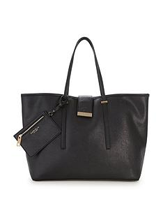 carvela-mollie-large-shopper-black