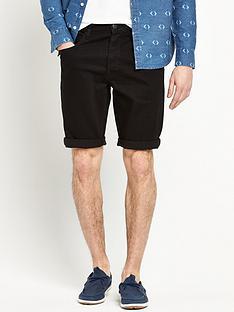 lee-five-pocket-denim-shorts