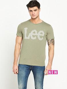 lee-logo-t-shirt
