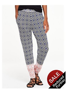v-by-very-petite-cuffed-jersey-trouser-print