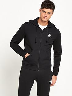 le-coq-sportif-zip-through-hoody