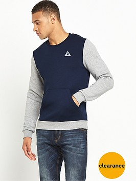 le-coq-sportif-crew-neck-sweat