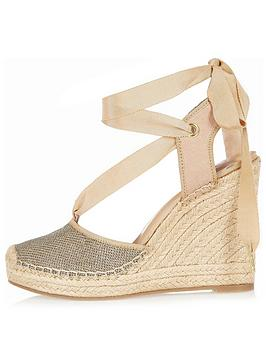 river-island-classic-fabric-ankle-tie-wedges