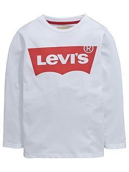 levis-boys-long-sleeve-logo-top