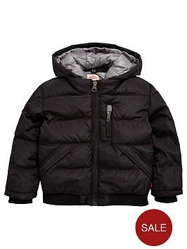 levis-boys-hooded-padded-jacket