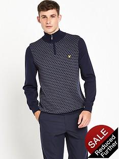 lyle-scott-lyle-amp-scott-golf-kilbreck-true-knit-woven-hybrid
