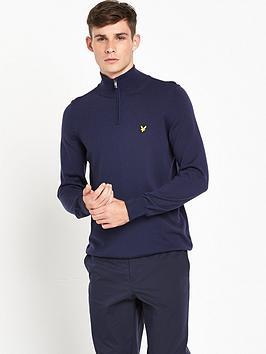 lyle-scott-lyle-amp-scott-golf-tolmount-14-zip-merino-pullover