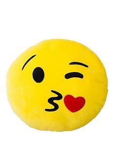 emoji-embroidered-cushion-heart-kiss