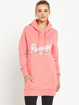 pineapple-longlinenbsphoodie