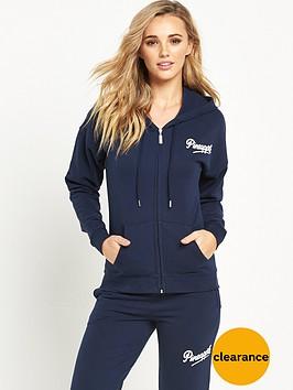 pineapple-zip-through-hoodie
