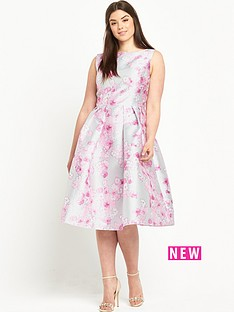 chi-chi-london-curve-floral-midi-dress