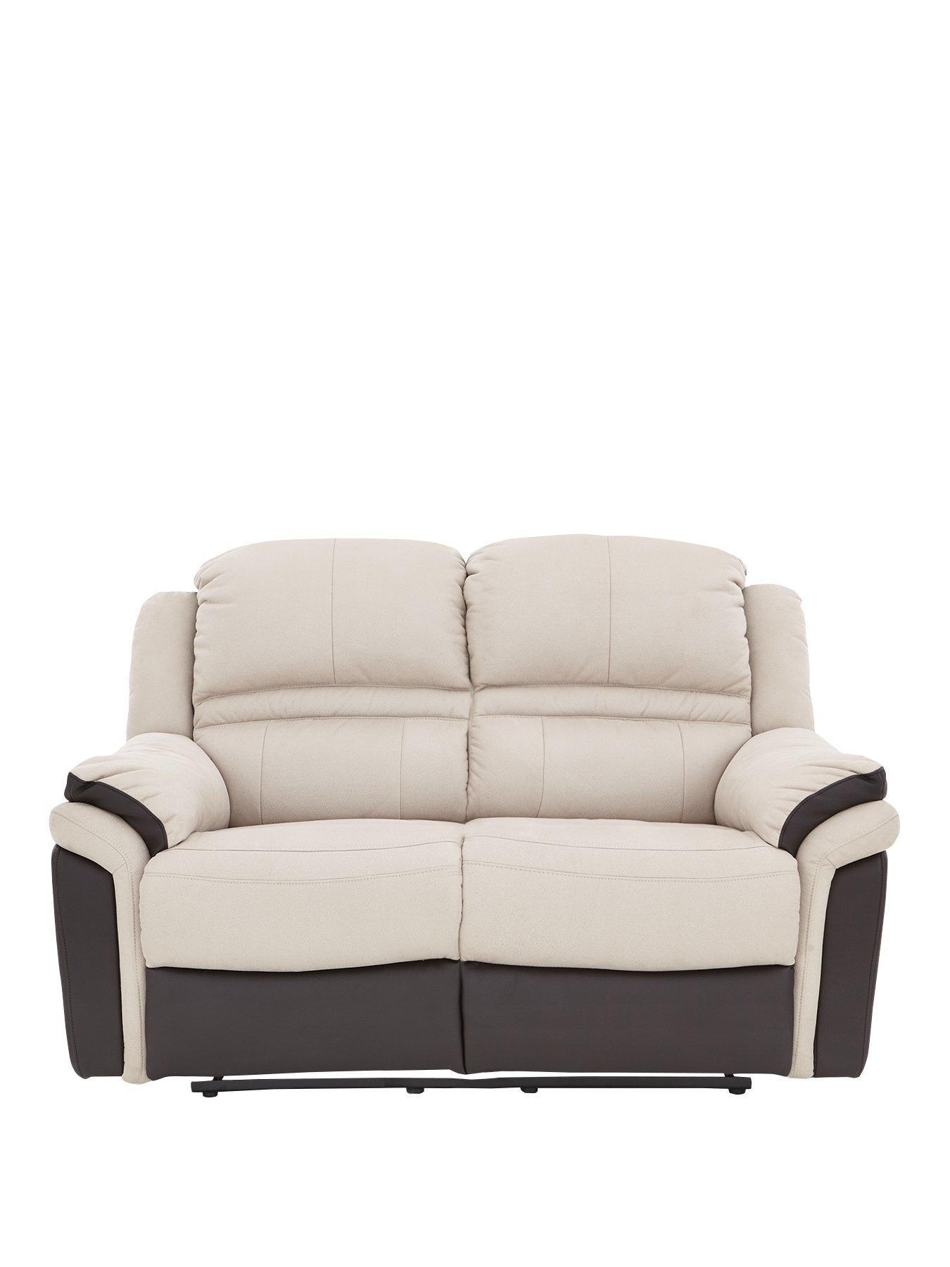 Recliner Couch Grand Slam Reclining Loveseat Grey Recliner