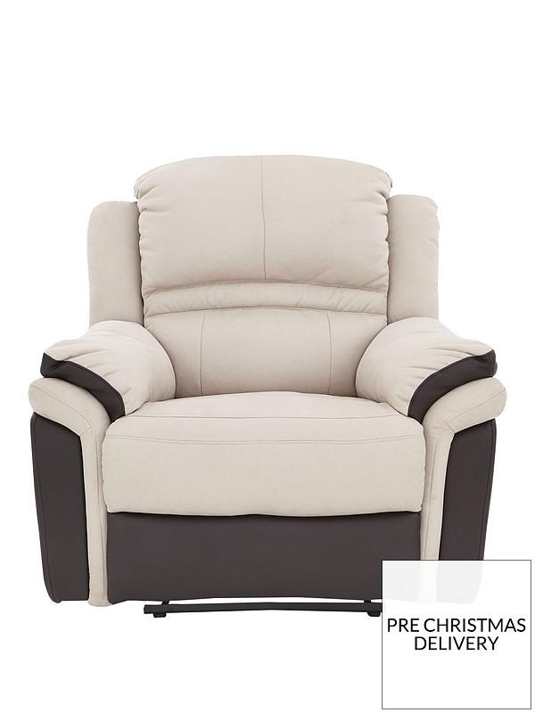 Amazing Petra Manual Recliner Armchair Alphanode Cool Chair Designs And Ideas Alphanodeonline