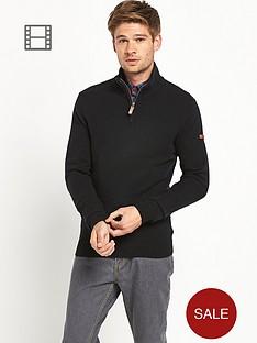 ben-sherman-12-zip-jumper