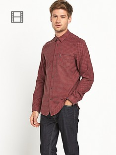ben-sherman-long-sleeve-check-shirt