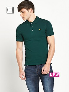 lyle-scott-core-polo-shirt