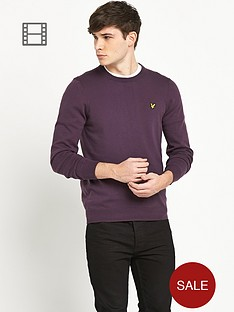lyle-scott-crew-neck-jumper