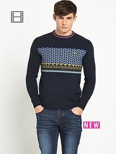 lyle-scott-block-fairisle-jumper