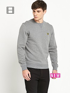 lyle-scott-crew-sweat