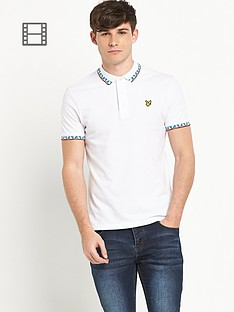 lyle-scott-fairisle-polo-shirt
