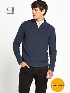boss-orange-14-zip-jumper